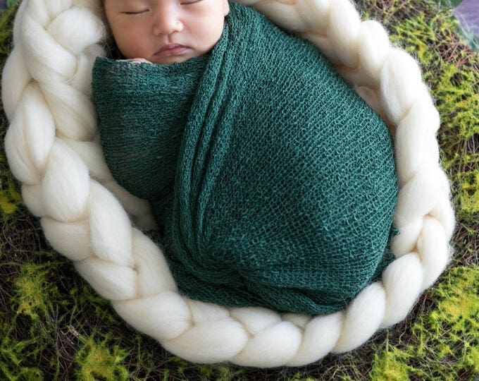 3 Piece Set - Peacock Feather Baby Wings, delicate peacock feathers AND/or Peacock Headband AND/or stretch knit wrap, Lil Miss Sweet Pea