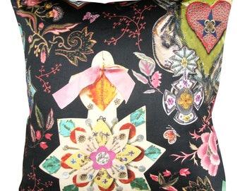 Christian Lacroix Cocarde Reglisse Incroyables Et Merveilleuses Cushion Cover