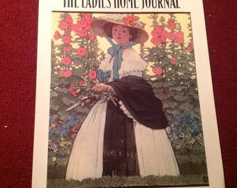 Poster of A cover of The Ladies' Home Journal