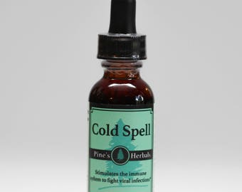 Cold Spell tincture