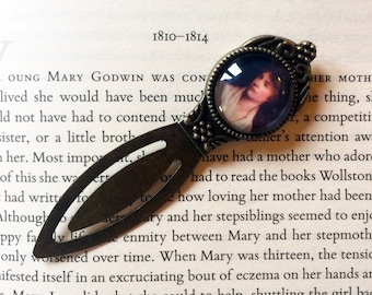 Mary Wollstonecraft Bookmark - Feminism Bookmark, Early Womens Rights Movement, Mary Wollstonecraft gift, Women's studies, Gift For Feminist