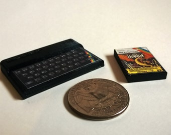 Mini ZX Spectrum - 3D Printed!