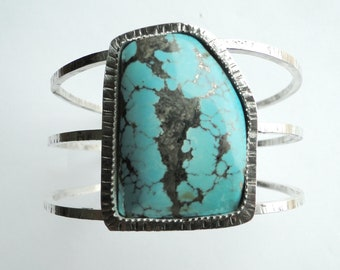 Turquoise cuff barcelet