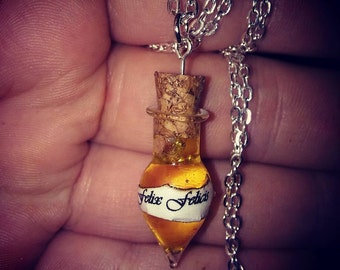 Necklace Felix Felicis-Harry Potter-Necklace