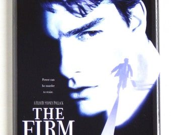 The Firm Movie Poster Fridge Magnet