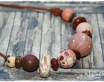 -Ethnic necklace - ethnic Collection-