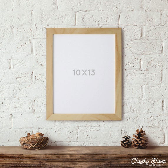 10x13 Picture Frames Art Frames Photo Frame Gallery Wall Frames ...