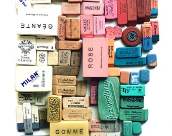 Eraser Collection Number One