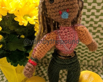 Handmade Beyonce Doll (Crazy in Love)