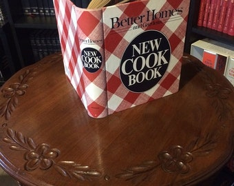 Better Homes and Gardens NEW COOK BOOK 5 Ring Binder 1986