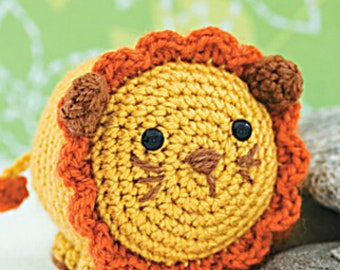 Crochet Patterns - Easy Crochet Critters - Amigurumi patterns - Amigurumi Crochet - Stuffed Animal Patterns - Minature Crochet