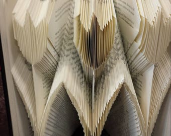 Tulips Bookfolding Pattern