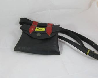 Man-woman waist bag made in Italy