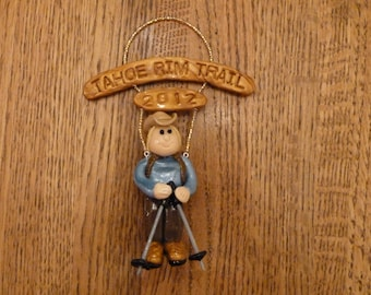 Tahoe Rim Trail Ornament