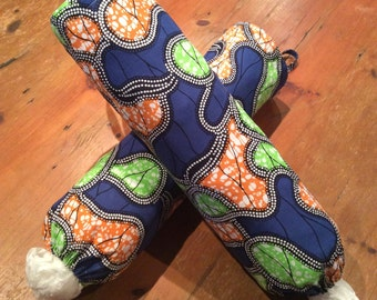 Aussie Indigenous Art Plastic Bag Dispenser, Holder, Quality Hand Made, 50cm x 40cm
