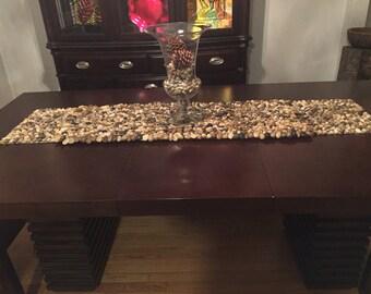 Natural Stone Table Runner