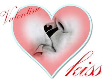 The Kiss - Valentine flavor
