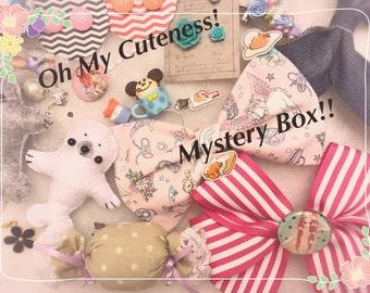 Oh My Cuteness! Mystery Box!!