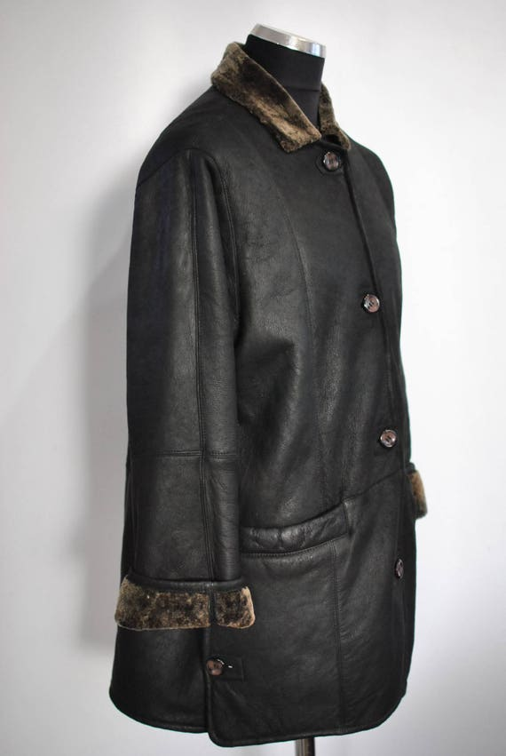 lamb LAMB women's Vintage skin women's coat 426 SHEARLING FUR parka ngqW45Yw