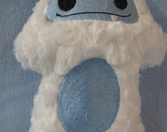 Dzu-teh the Yeti Stuffed Animal LARGE