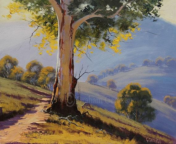 Oil Painting Gumtree