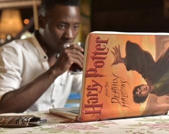 "15"" Macbook Pro Retina Harry Potter and Deathly Hallows Macbook Case 15 Laptop case Macbook 15 inch case 15 macbook Harry Potter laptop case"