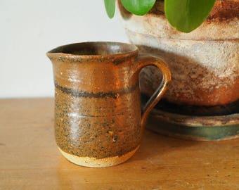 Little Rustic Studio Pottery Creamer