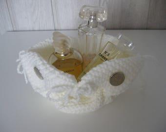 basket or trinket or storage basket