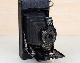 Kodak No. 2A Autographic Folding Brownie Camera