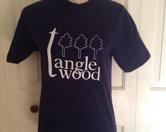 Vintage Tanglewood Camp Tshirt