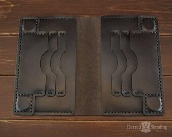 Travel passport holder Leather travel wallet Passport cover leather Passport wallet Travel passport holder Travel wallet T0003b