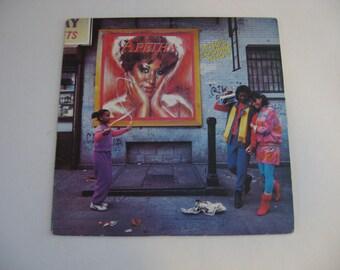 Aretha Franklin - Who's Zoomin' Who? - Circa 1985