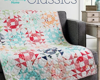 Cotton Way Classics - Quilting Book - Bonnie Olaveson - One Book - Quilt Pattern - B1429