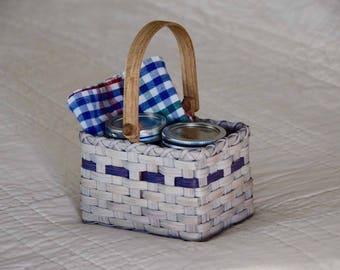 Double Jelly jar basket