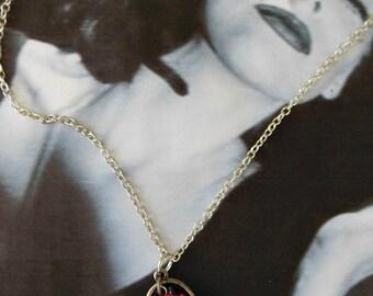 Hell In a Handbasket Necklace