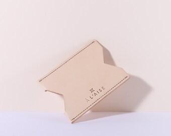 Card Case - Natural