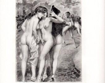 Nudist peeing movies