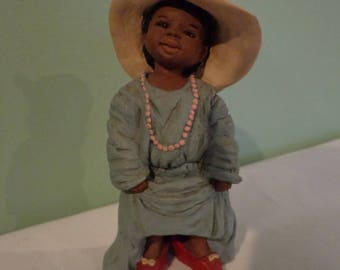 "M. Holcombe God Is Love ""SASHA"" figurine # 312"