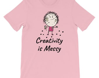 Tshirt for sewers, pattern makers, knitters, artists, sculptures, jewelry makers, Creativity tshirt, Creators, Handcrafters