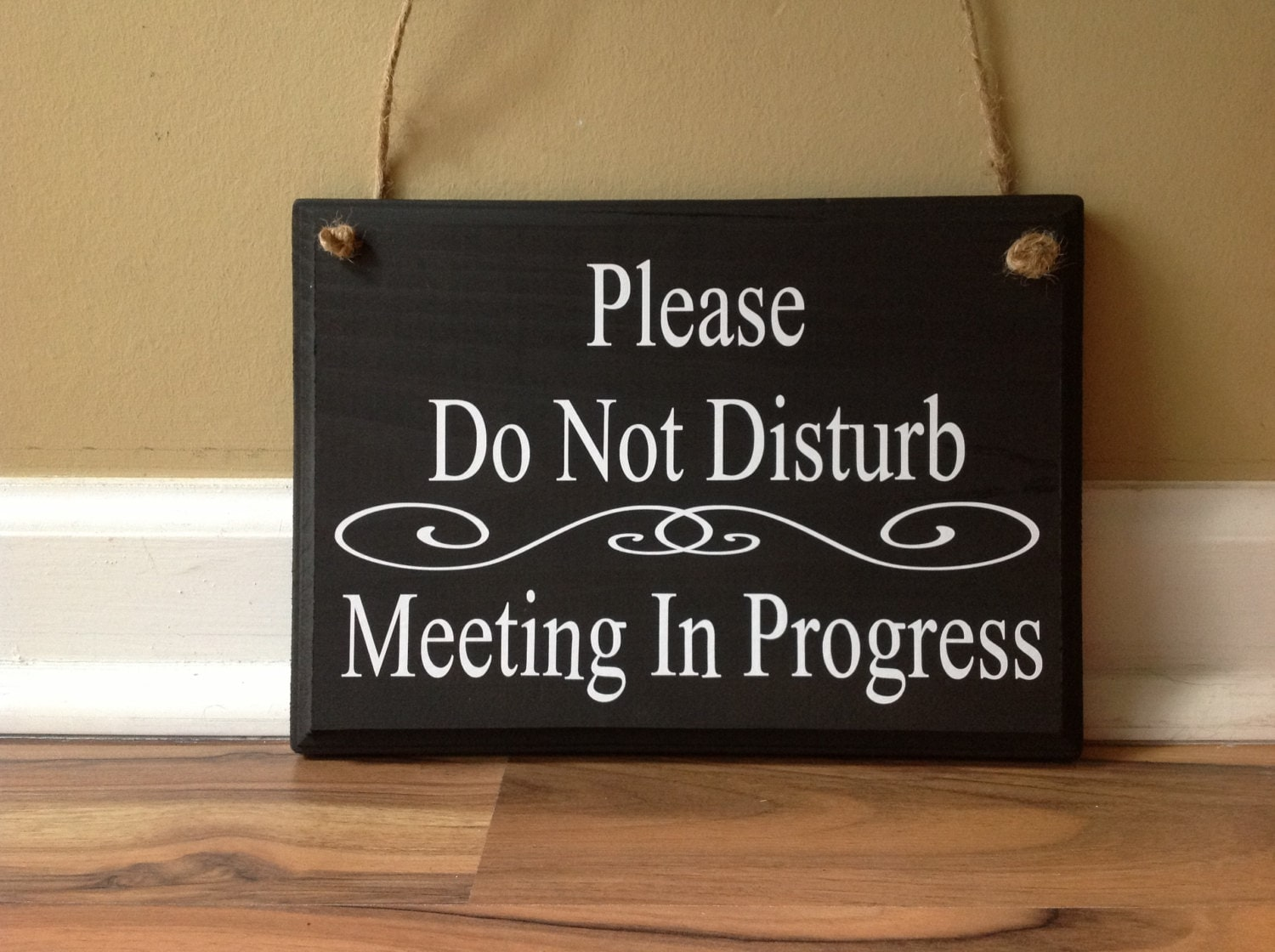 Meeting In Session Door Sign Kleobeachfixco - In session door hanger template