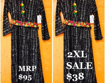 O-44 Tunic dress