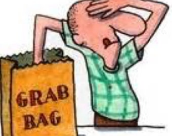 Get your Grab Bag TODAY!!!