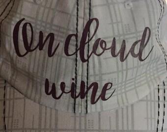 Great On Cloud Nine baseball cap