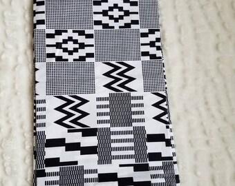 Ankara Kente  Fabrics Per 6 yards