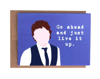 Ed Sheeran Card