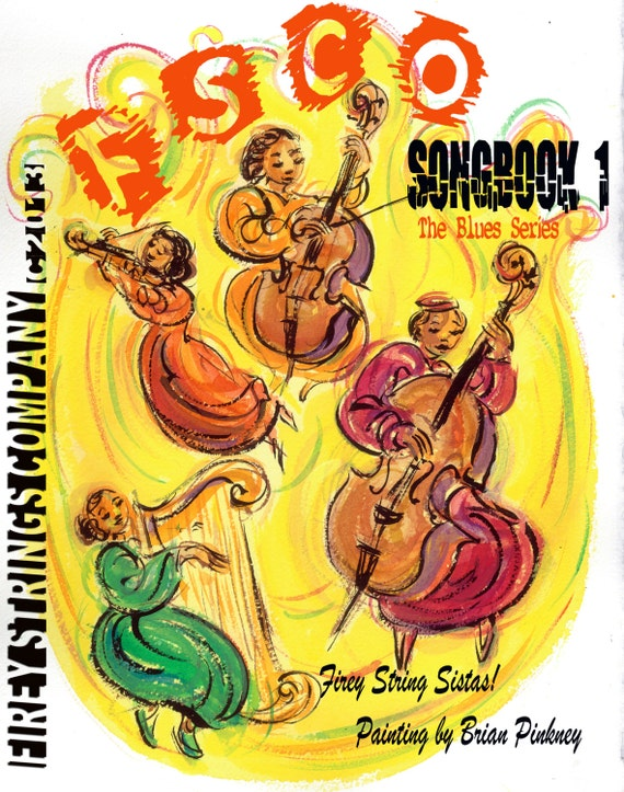 FSCO Song Book 1:The Blues Series CD
