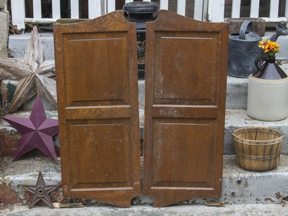 vintage saloon shutter doors antique shutters swinging doors paneled cafe doors old western bar doors louvered shutter doors hardware hinges from