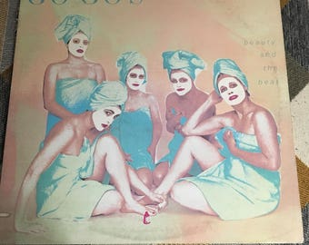 Vintage Go-Go's Beauty and the Beat 1981 Record