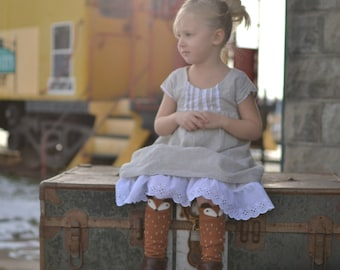 BUNDLE Boho Classic Dress PDF Sewing Pattern GIRLS sizes 2-16
