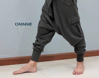 CANTAN los pantalones Harem 010